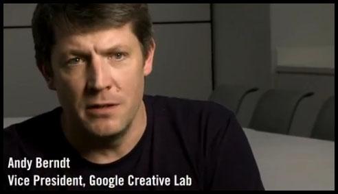 Andy Berndt Google