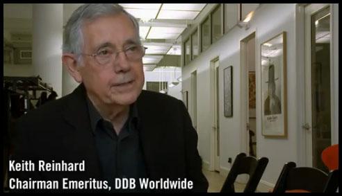 Keith Reinhard DDB