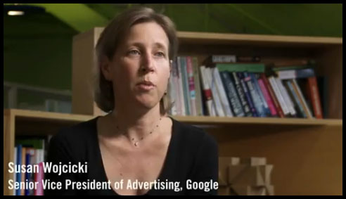 Susan Wojcicki Google