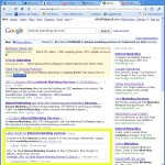 Twitter Integration into Google Search Results