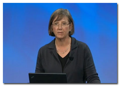 Mary Meeker - Delivering Internet Trends 2013 at the D11 Conference