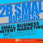 B2B Small Business Content Marketing-Benchmarks