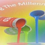 Painting Millenial Indentities on Social Media