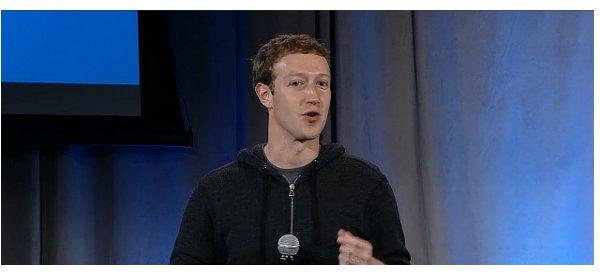 Facebook Home Announcement Mark Zuckerburg