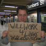 Will Work For Links – How Valuable is your Website?