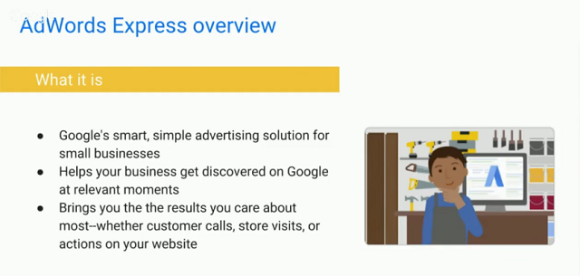 Google AdWords Express Overview - What is AdWords Express?