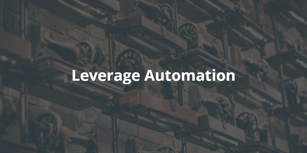 Leverage Automation to Optimize Your Display Ads