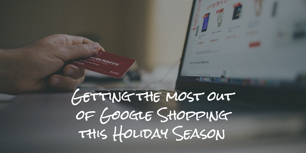 Google Shopping Holiday Season Preparations