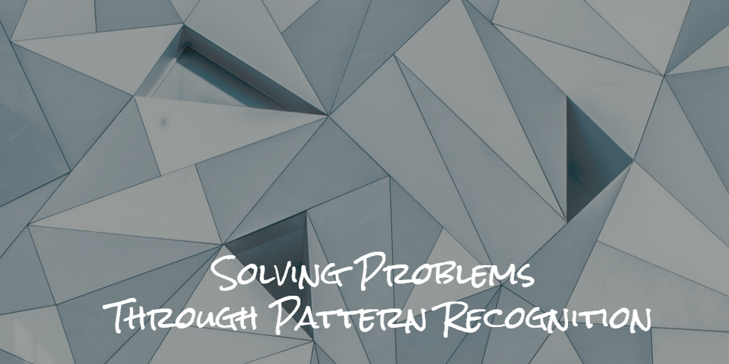 Growing Your Business Quickly Using Machine Learning by solving problems through pattern recognition