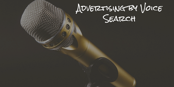 Advertising by Voice Search